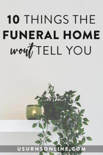 Book, 10 things funeral business doesnt