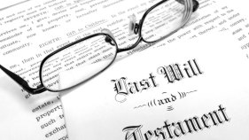 Document, Last will and testament